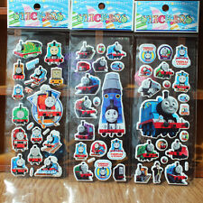 10 sheets Thomas the Tank Engine stickers party supplies favours bag fillers