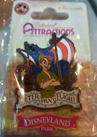 PIN Disneyland Paris ATT / Attraction PETER PAN OE