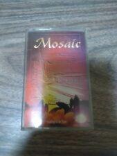 TOM BARABAS - MOSAIC - SOUNDINGS OF THE PLANET - AUDIO CASSETTE - 1995