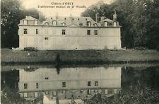 Carte Château d'ORLY Etablissement médical du Dr Piouffle