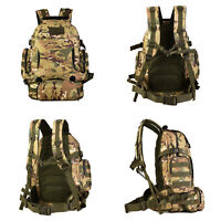 PLAYDO 40L Waterproof Tactical Military MOLLE Assault Backpack Pack Bag Rucksack