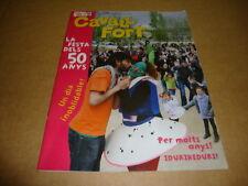 CAVALL FORT NUMERO 1196 REVISTA DE MAYO DEL 2012 EN CATALAN NUEVA