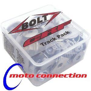 BOLT CRF Bolts & Fasteners Hardware Pack  HONDA CRF250X CRF450X 2004 - 2020