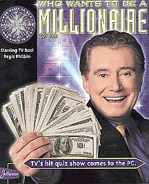 Who Wants To Be A Millionaire PC Game (PC GAMES) DISC ONLY NO CASE NO ART