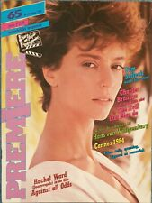 Clippings cuttings - RACHEL WARD #N-0106 - 1 cover, 7 pages