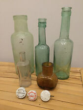 Vintage / Antique Bottles