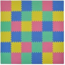 Tappeto puzzle - tappeto da gioco per bambini Multicolore