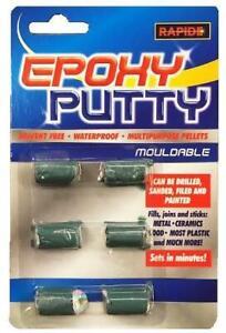 Epoxy Putty Multipurpose Repair Pellets Wood Metal Ceramic Plastic Waterproof