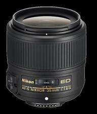 Used Nikon AF-S Nikkor 35mm f1.8G ED