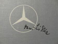 very rare Mercedes Benz book by Hans Liska (c1953)  *as new*