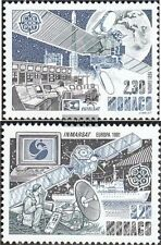 Monaco 2009-2010 mint never hinged mnh 1991 World Space