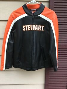TONY STEWART WINNERS CIRCLE JACKET Size Small