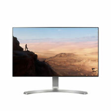 LG IPS LCD Computer-Monitore mit Silber