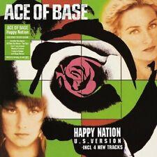 Ace of Base - Happy Nation [140-Gram Clear Vinyl] [New Vinyl LP] Clear Vinyl, 14