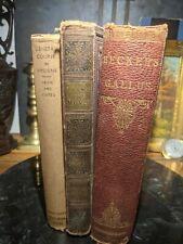Antique/Vintage Books