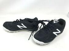 Boys New Balance (JASTARK1) All-Star Black Baseball Cleats (10KJi)