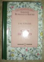 E.M.FORSTER - CASA HOWARD.- ED:MONDADORI ,DE AGOSTINI -ANNO:1995 (YO)