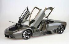 Lamborghini Reventon in Dark Silver by Mondo Motors in 1:18 Scale  MON50040