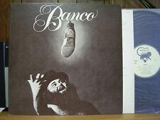 BANCO DEL MUTUO SOCCORSO Manticore album Italy prog VINYL LP Japan