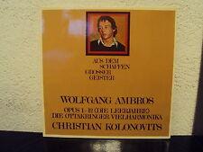 WOLFGANG AMBROS / OTTAKRINGER VIELHARMONIKER - Opus 1-12