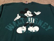 NWOT CLOSET CLASSIC One Size fits all Disney land Mickey Mouse Seeatshirt WOW L