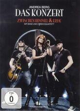 """ANDREA BERG """"ZWISCHEN HIMMEL & ERDE DAS KONZERT"""" DVD"""