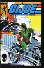 G.I. JOE: A REAL AMERICAN HERO #44 VF/NM 1982 MARVEL COMICS 1st PRINT