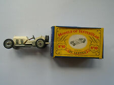 Matchbox. Car. 1908 Mercedes Grand Prix. Boxed.