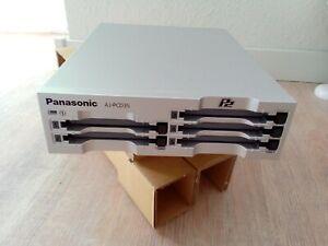 Panasonic AJ-PCD35E 5-Slots P2 Memory Lesegerät