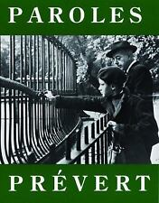 Paroles: Selected Poems by Jacques Prevert (1958, Paperback)