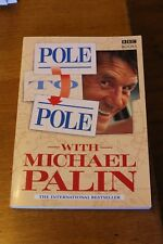 Pole to Pole Michael Palin BBC Series Book World Travel Guide 0563493313