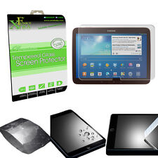 "REAL TEMPERED GLASS FILM LCD SCREEN PROTECTOR FOR SAMSUNG GALAXY TAB 3 (10.1"")"