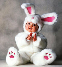 TOM ARMA SIGNATURE COLLECTION BUNNY RABBIT COSTUME 4/5T Halloween