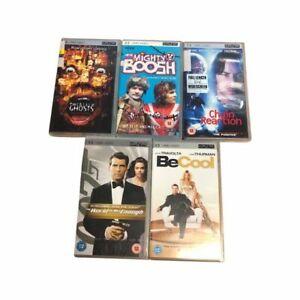 UMD Video For PSP | TV Movie Film | Sony PlayStation Portable PSP