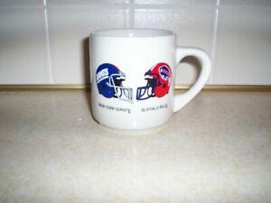 Buffalo Bills Super Bowl XXV Mug in excellent condition
