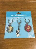 Tokyo Disney Resort Key chain Anna Elsa Olaf Frozen From Japan Limited