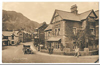 Coniston PPC, Unposted by Frith CTC Affiliated Rayburne Hotel & Cafe, Humber Car