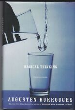 AUGUSTEN BURROUGHS: Magical Thinking (SIGNED 1st edition hardcover with DJ)
