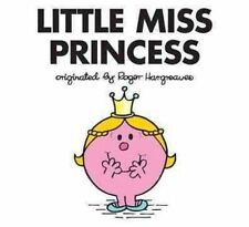 Little Miss Princess by Roger Hargreaves (Paperback)