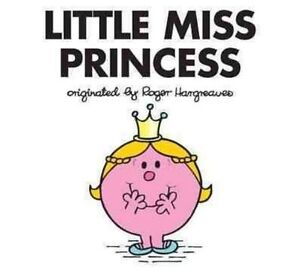 Little Miss Princess by Roger Hargreaves  Paperback