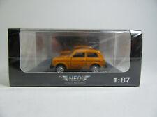 NEo  1:87  Fertigmodell    Lada   2121 Niva  Geländewagen  orange  Fertigmodell