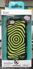 iLuv Aurora Illusion Glow in the Dark Case Cover for iPhone 5c AILAURI