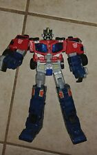 TRANSFORMERS CYBERTRON LEADER CLASS OPTIMUS PRIME ACTION FIGURE TAKARA TOMY