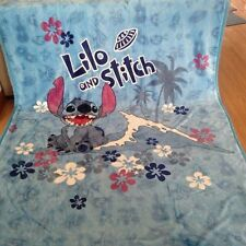 Cute lilo&stitch big teeth coral fleece quilt blanket blankets 150x200cm New