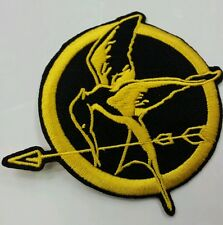 Mockingjay embroidered Patch