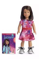 "🔥‼️Brand New American Girl Luciana Vega Mini Doll 2018 Girl of the Year 6"" Rare"