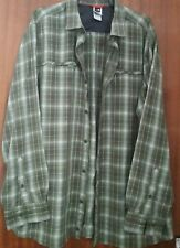 """Mens """"The North Face"""" long sleeved shirt Size XXL"""