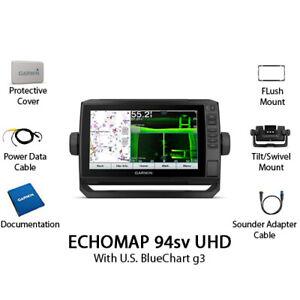 Garmin ECHOMAP UHD 94sv Chartplotter/Fishfinder US Offshore g3 010-02343-00