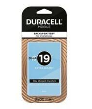 DURACELL Mobile Powerpack Nano Battery Pack Power for Smartphones 2500mAh - Blue