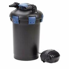 Pond Filter Pump Biopress Biological UV Filtration 10000L Capability